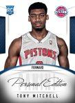 Panini America 2013 NBA RPS Personal Edition 29
