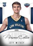 Panini America 2013 NBA RPS Personal Edition 32