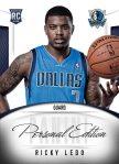 Panini America 2013 NBA RPS Personal Edition 35
