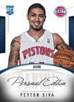 Panini America 2013 NBA RPS Personal Edition 36