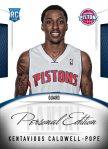 Panini America 2013 NBA RPS Personal Edition 8