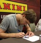 Panini America 2013 NHLPA Rookie Showcase Day One (16)