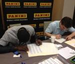 Panini America 2013 NHLPA Rookie Showcase Day One (35)