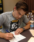 Panini America 2013 NHLPA Rookie Showcase Day One (37)