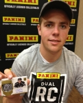 Panini America 2013 NHLPA Rookie Showcase Day One (57)