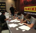 Panini America 2013 NHLPA Rookie Showcase Day One (58)