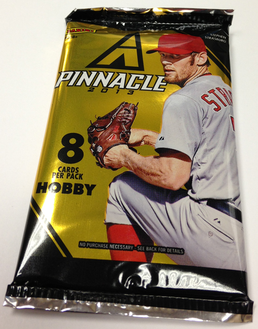 Panini America 2013 Pinnacle Baseball Teaser (4)