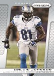 Panini America 2013 Prizm Football Calvin Base