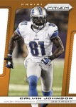 Panini America 2013 Prizm Football Calvin Orange