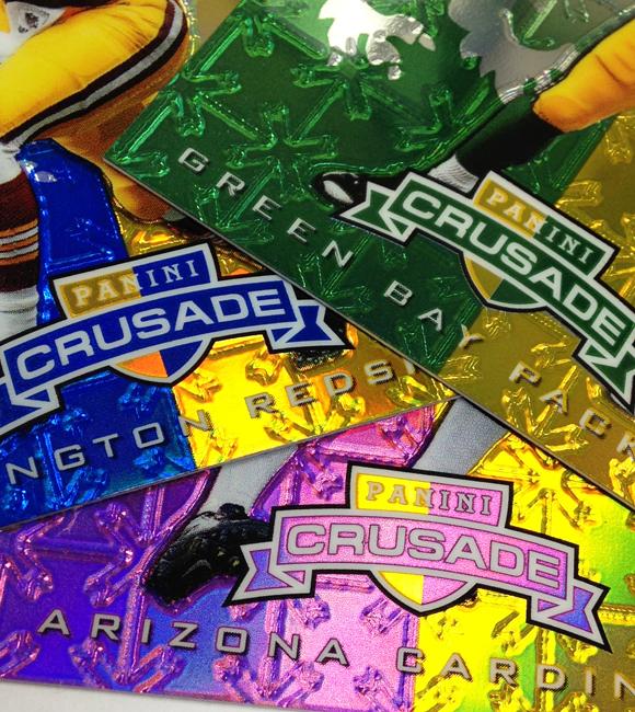 Panini America 2013 Rookies & Stars Crusades (29)