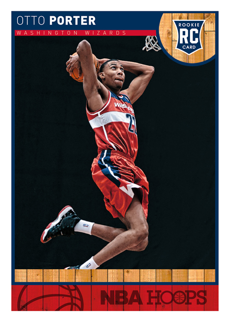 2013-14 NBA Hoops Otto Porter RC