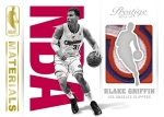 2013-14 Prestige Basketball Blake Griffin NBA Materials