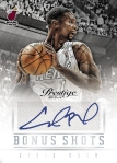 2013-14 Prestige Basketball Chris Bosh Auto