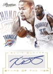 2013-14 Prestige Basketball Kevin Durant Stars of the NBA