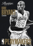2013-14 Prestige Basketball Kobe Bryant Playmakers