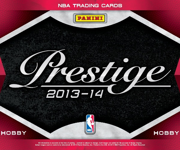 2013-14 Prestige Basketball Main