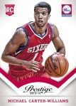 2013-14 Prestige Basketball Michael Carter-Williams