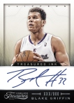 2013-14 Timeless Treasures Basketball Griffin