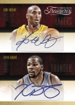 2013-14 Timeless Treasures Basketball Kobe Durant