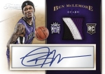 2013-14 Timeless Treasures Basketball McLemore