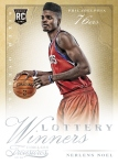 2013-14 Timeless Treasures Basketball Noel