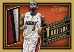 2013-14 Timeless Treasures Basketball Wade