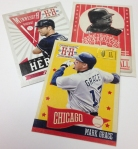 Pack 7 Inserts