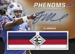 2013 Limited Football Phenoms EJ Manuel