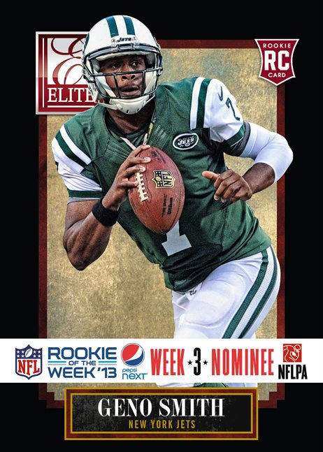2013 Pepsi NEXT NFL Rookie of the Week 3 Nom 3