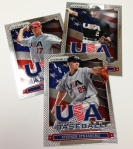 Box USA Baseball Inserts