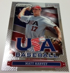 Pack 2 USA Baseball Insert