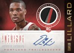 Lillard Intrigue Auto 1
