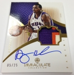 Panini America 2012-13 Immaculate Basketball Peek (52)