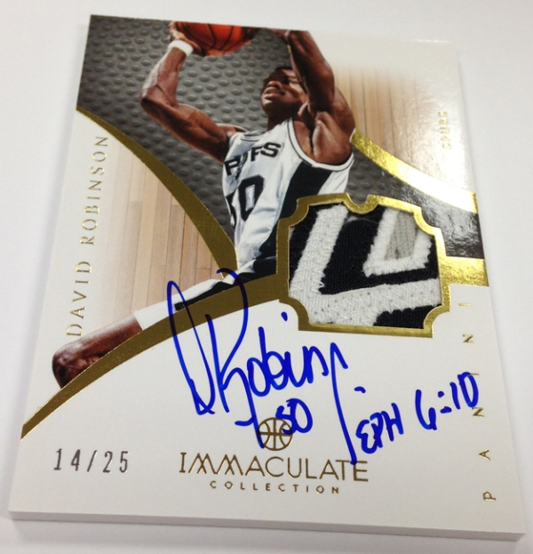Panini America 2012-13 Immaculate Basketball September 27 (37)