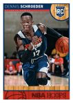 Panini America 2013-14 NBA Hoops RC 17