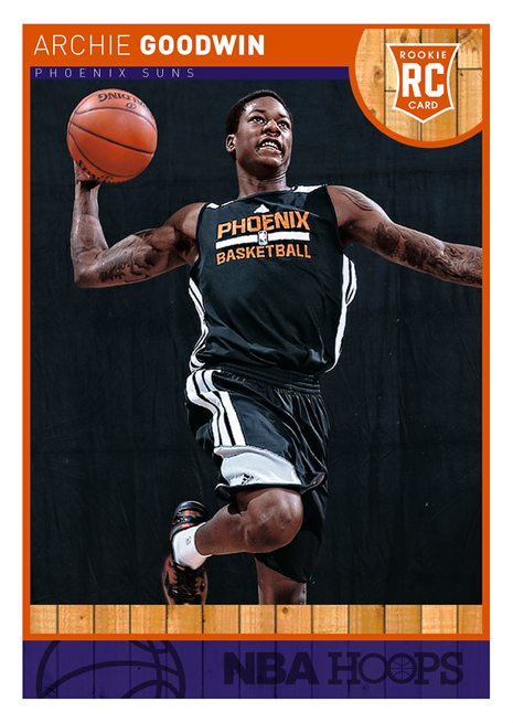 Panini America Peeks Rookie Card Content Coming in 2013-14 ...