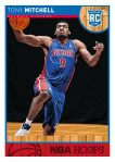 Panini America 2013-14 NBA Hoops RC 33