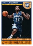 Panini America 2013-14 NBA Hoops RC 36