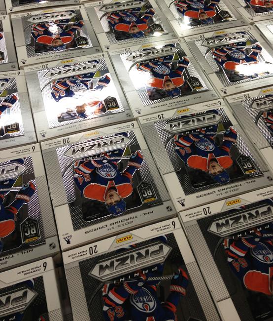 Panini America 2013-14 Prizm Hockey Hunt Main