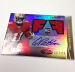 Panini America 2013 Certified Football Hot Box Teaser (45)