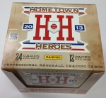 Panini America 2013 Hometown Heroes Baseball QC (1)