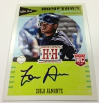 Panini America 2013 Hometown Heroes Baseball September 21 Autos (11)