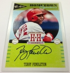 Panini America 2013 Hometown Heroes Baseball September 21 Autos (14)