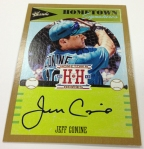 Panini America 2013 Hometown Heroes Baseball September 21 Autos (16)