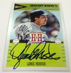 Panini America 2013 Hometown Heroes Baseball September 21 Autos (17)