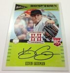 Panini America 2013 Hometown Heroes Baseball September 21 Autos (19)
