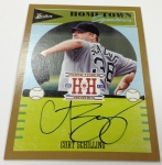 Panini America 2013 Hometown Heroes Baseball September 21 Autos (26)