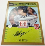 Panini America 2013 Hometown Heroes Baseball September 21 Autos (31)