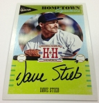 Panini America 2013 Hometown Heroes Baseball September 21 Autos (4)