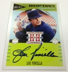 Panini America 2013 Hometown Heroes Baseball September 21 Autos (6)